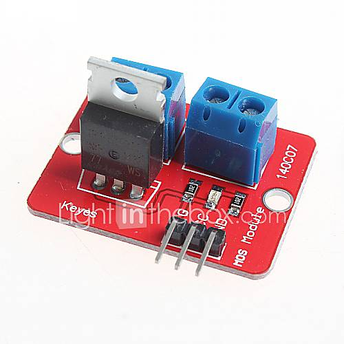 IRF520 Driver Module for Arduino