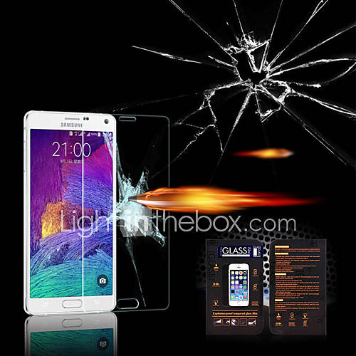 Ultra Thin HD Clear Explosion-proof Tempered Glass Screen Protector Cover for Samsung Galaxy A5