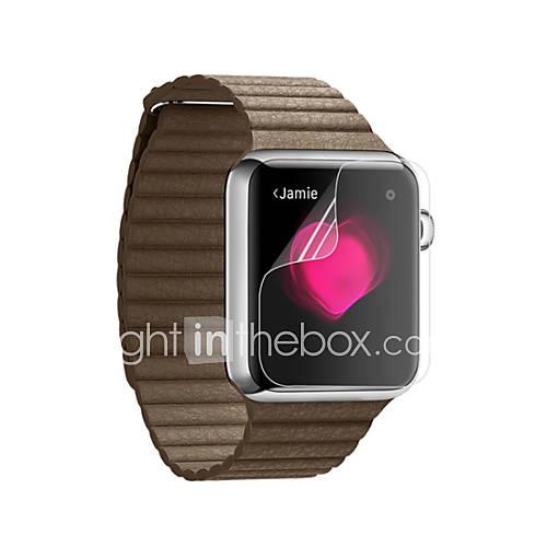 Protector de pantalla de 0,1 mm hd de 42 mm reloj de manzana Miniinthebox por 3.91€