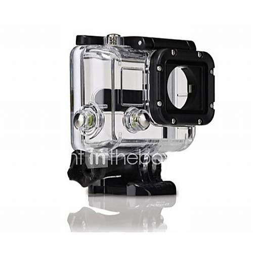 Gopro Accessories Mount/Holder / Protective Case / Monopod / Tripod / Straps / Screw / Suction Cup / Waterproof Housing / Lens FilterFor-