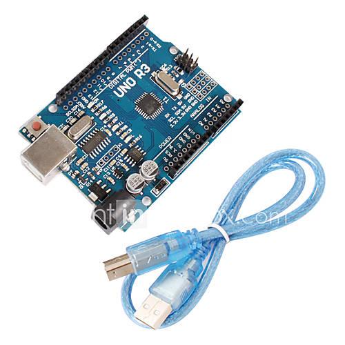 versión mejorada uno junta ATmega328P r3 arduino compatible Descuento en Miniinthebox