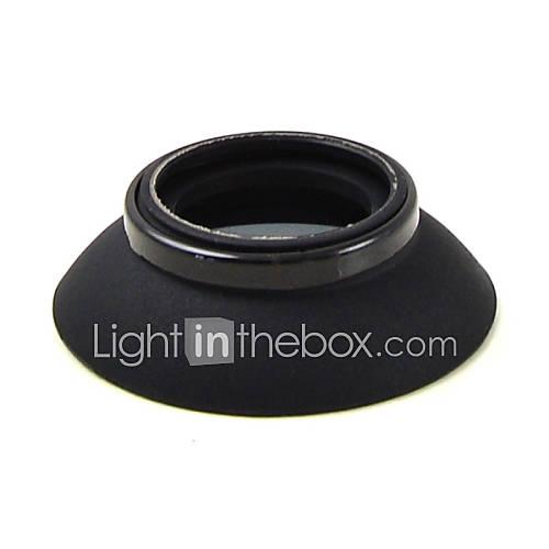 MENGS DK-19 Rubber EyeCup Eyepiece For Nikon D3X D3S D3 D4 D700 D800