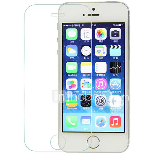 Premium Tempered Glass Screen Protective Film for iPhone 6/6S