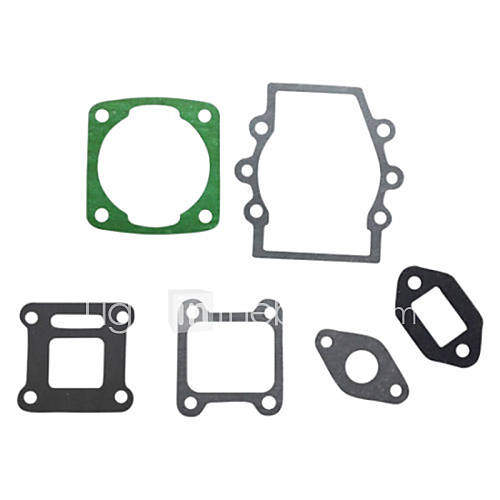 Complete Paper Gasket For 2 Stroke Pocket Bike Mini Motor Engine 33 49CC