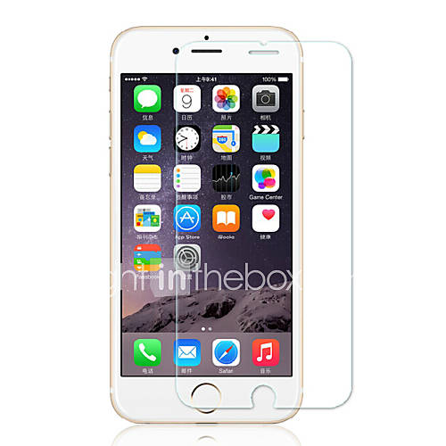 Anti-scratch Ultra-thin Tempered Glass Screen Protector for iPhone 6/6S