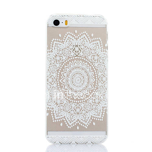 Sunflower Pattern Hard Back Case for iPhone 5/5S
