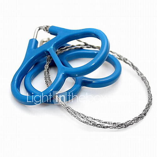 Saws Steel Wire Saw Camping Travel Outdoor Multi Function Convenient Stainless Steel Plastic pcs