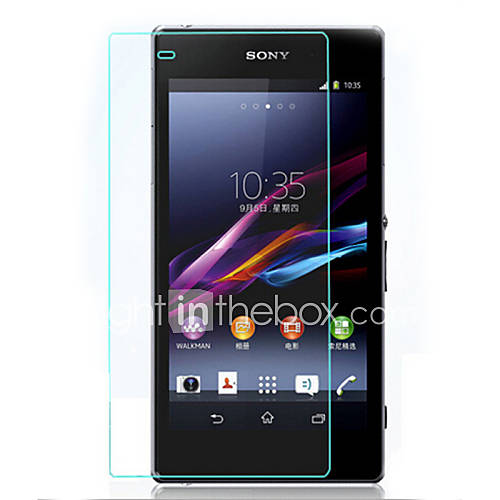 Anti-scratch Ultra-thin Tempered Glass Screen Protector for Sony Z3