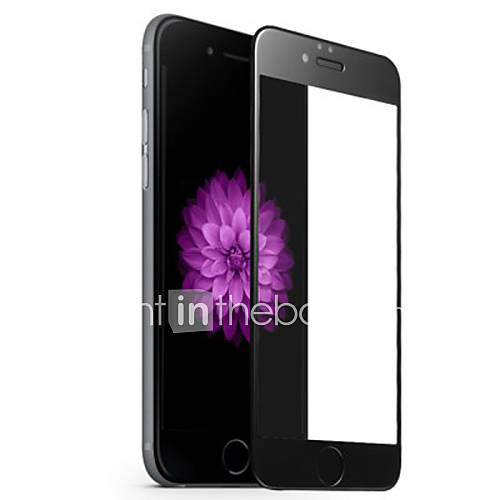 ASLING 9H 0.26mm 3D Full Cover Arc Tempered Glass Screen Protector for iPhone 6S Plus/6 Plus - 5.5 inch