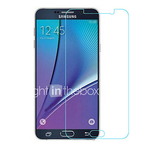 High Definition Screen Protector Flim for Samsung Galaxy Note 5