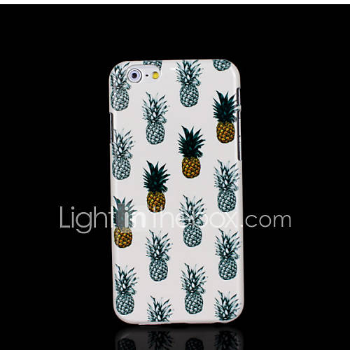 Pineapple Pattern Cover for iPhone ...
