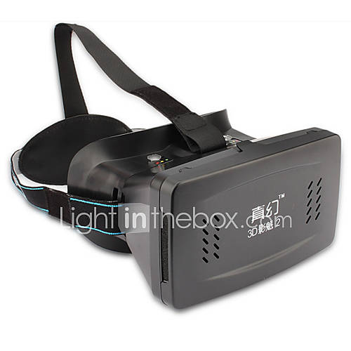 "RITECH II Virtual Reality VR 3D Glasses w/ Sucking Disk for 3.5~6.0"" Smart Phones"