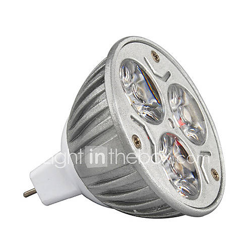 lowest CREE 3*1W 3W replace 9W Led Spot Bulbs Light E27 E14 MR16 GU10 Led non-Dimmable Lights Lamp Warm Natrual Cold White AC 110-240V 251725228