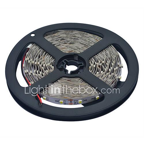 YouOKLight 10M 600-3528 SMD 4000lm Warm White/ White Light Flexible LED Strip Lamp (DC12V)