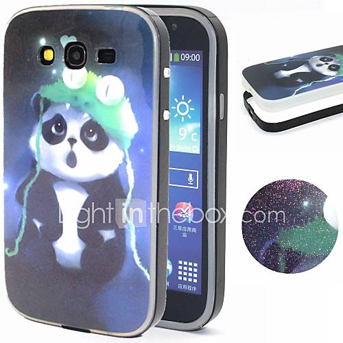 For Samsung Galaxy Case Pattern Case Back Cover Case Animal TPU Samsung Grand Neo / Grand