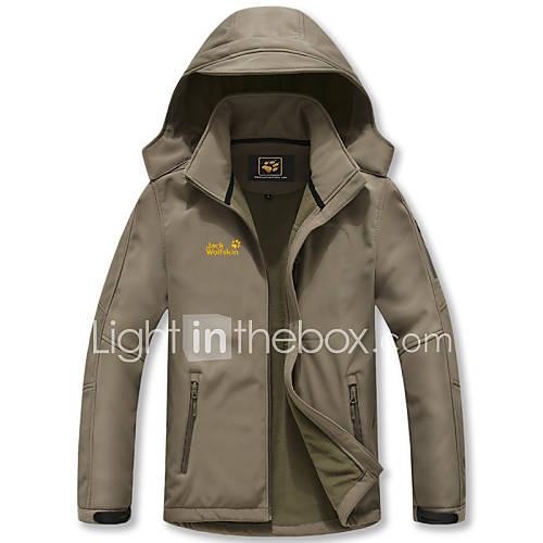 Men's Jacket Camping  Hiking / Hunting / Fishing / Climbing / Leisure Sports / Motorbike / Triathlon