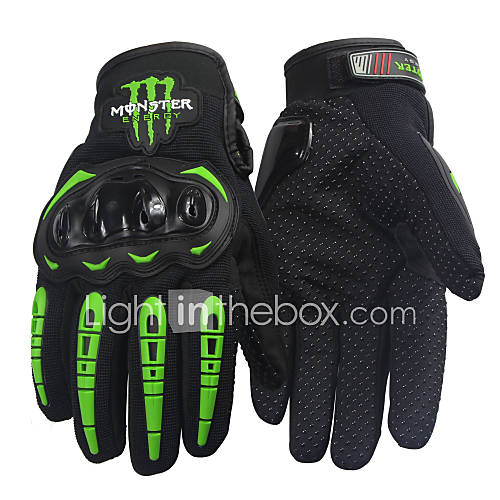 Motorcycle Motocross Protective Gloves Cycling Outdoor Sport Full Finger Gloves Antiskid Breathable Gloves