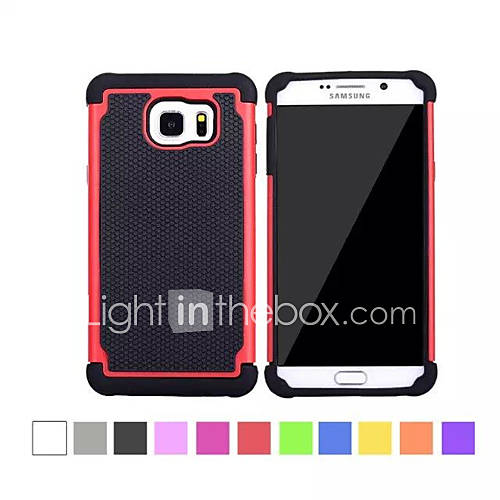 Case For Samsung Galaxy Samsung Galaxy Note Shockproof Back Cover Geometric Pattern PC for Note 5 Note 4 Note 3