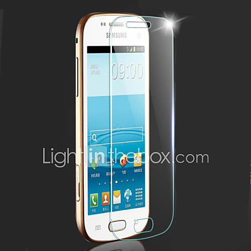 Tempered Glass Screen Protector Flim for Samsung Galaxy Trend Plus S7580