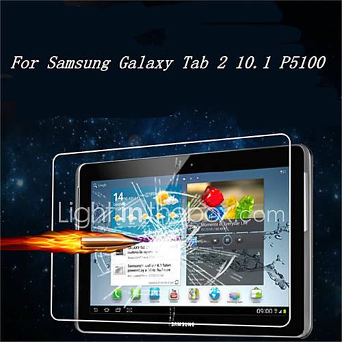 Mr.northjoe Tempered Glass Screen Guard Protector for Samsung Galaxy Tab 2 P5100