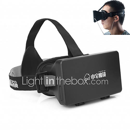 """Universal Google Virtual Reality 3D Video Glasses for 3.5~5.7"""" Smartphones"""