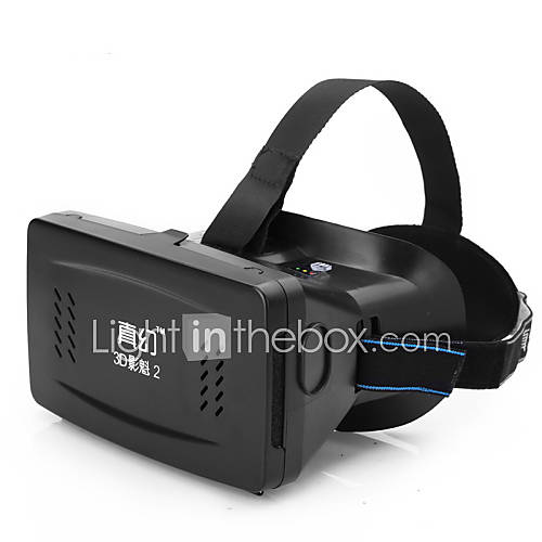 "Universal Google Virtual Reality 3D Video Glasses for 3.5~6"" Smartphones"
