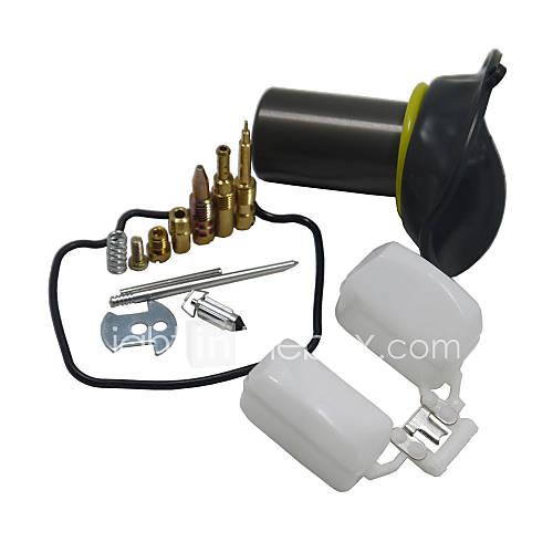 GY6-150CC Moped Scooter Carb Carburetor Repair Kit Rebuild Part