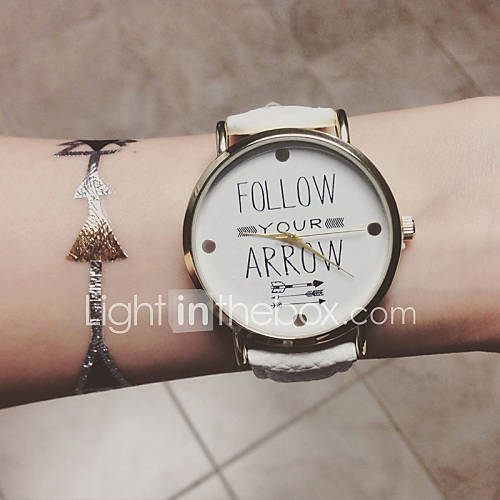 Arrow Watch Women Watches Leather ...