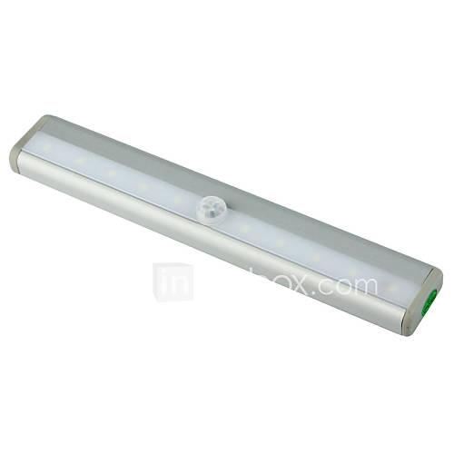 10 LED Wireless Auto Motion Sensor Light Shaking Sensor Intelligent Infrared Induction Lamp