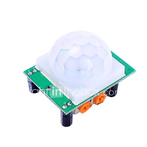 módulo de sensor de detección de movimiento por infrarrojos IR Descuento en Miniinthebox