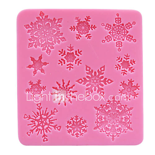1 Eco-Friendly For Cake / For Chocolate Silicone Baking Mold