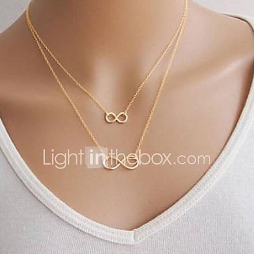 Collares con colgantes / Collares de cadena ( Legierung ) - Fiesta / Diario / Casual Descuento en Miniinthebox