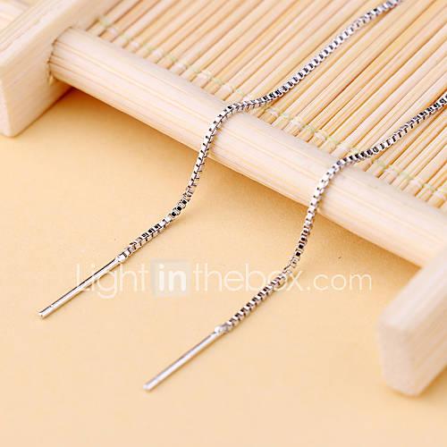 925 hilos accesorios del pendiente de plata de plata del oído Miniinthebox por 1.95€