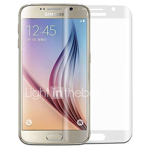 LNKOO G9250 9H Thinest Full Cover Curved Protection Tempered Glass for Samsung Galaxy S6Edge Plus