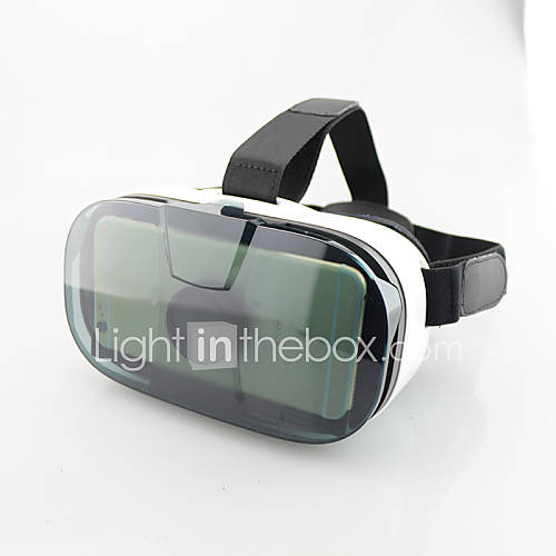 "FiiT VR Luxury Brand Virtual Reality 3D Glasses VR Box Google 3d glasses Cardboard Oculus Rift for 4.0""~6"" Smartphone"