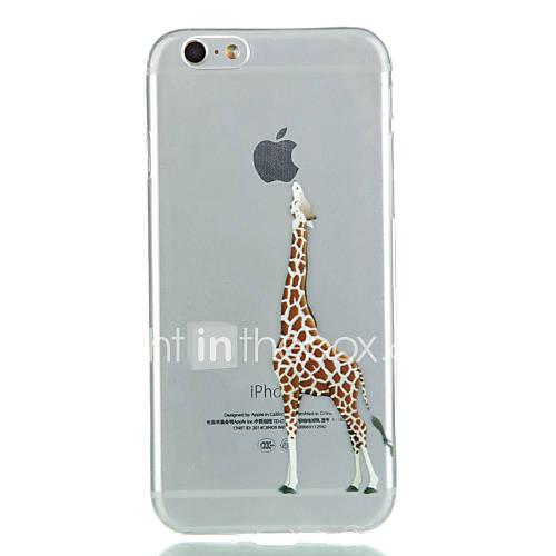 For iPhone 8 iPhone 8 Plus iPhone 6 Plus Case Cover Back Cover Case Soft TPU for iPhone 8 Plus iPhone 8 iPhone 6s Plus iPhone 6 Plus