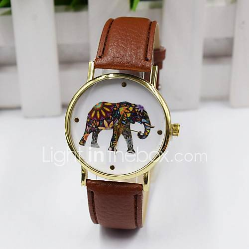 Elephant Watch Cool Watches Unique ...