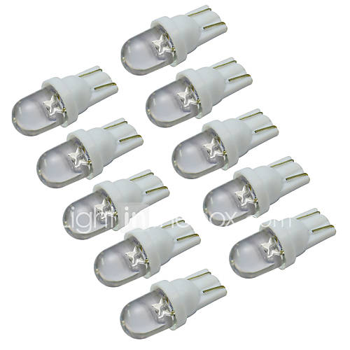 youoklight-t10-02w-30-60lm-6000-6500k-wit-licht-led-lamp-autosignaal-lamp-dc-12v-10st