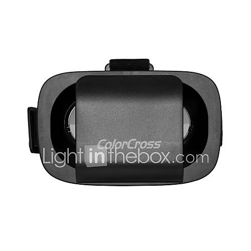Virtual Reality ColorCross Helmet Dedicated Phone 3D Glasses