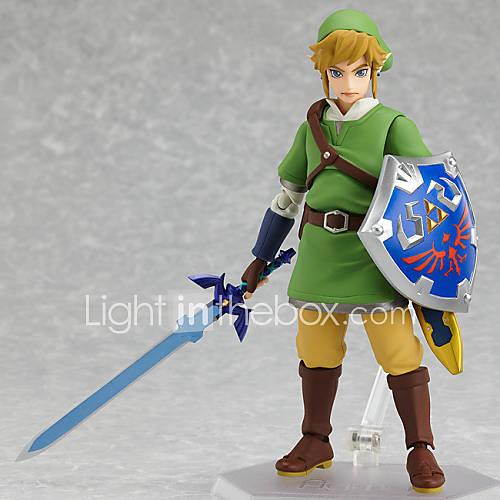 The Legend of Zelda Movable Link PVC 14CM Anime Action Figures Model Toy