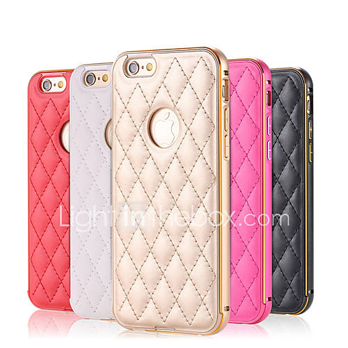 Case For iPhone 6 Plus Bumper Hard Metal for iPhone 6s Plus iPhone 6 Plus