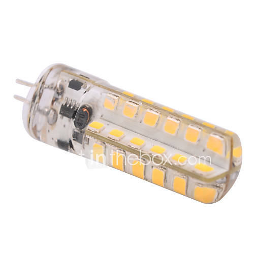 1 pcs YWXLIGHT G4 6W 48 SMD 2835 500 LM Warm White / Cool White T Decorative LED Bi-pin Lights AC/DC 12-24V