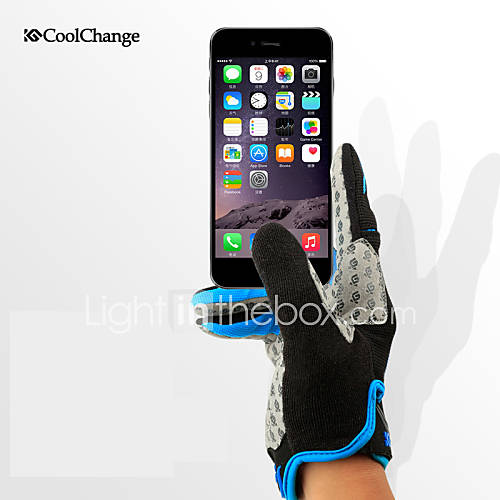 Touch Screen Outdoor Sports Fitness Tactical  Spring Autumn Bicycle Bike Cycling Motorcycle Racing Gloves.