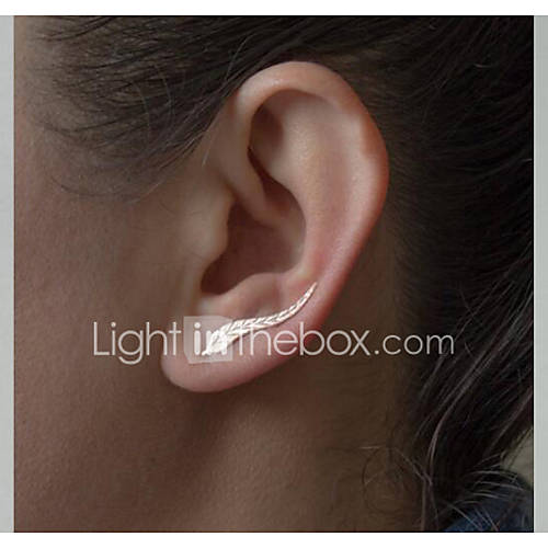 Puños del oído(Legierung) -Diario / Casual Descuento en Miniinthebox