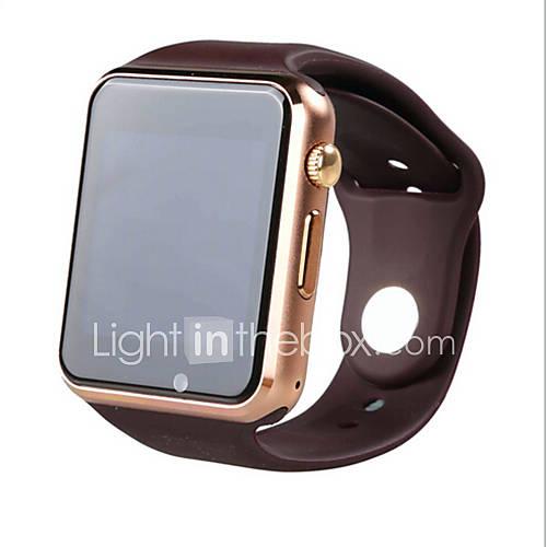 W8 bluetooth 3.0a1 reloj inteligente tarjeta del teléfono móvil GPS de posicionamiento por cuasi empuje de microcanal Descuento en Miniinthebox