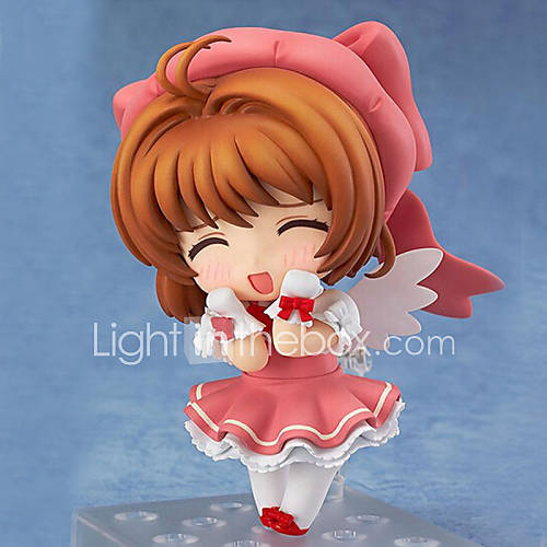 Cardcaptor Sakura Anime Action Figure 10CM Model Toy Doll Toy