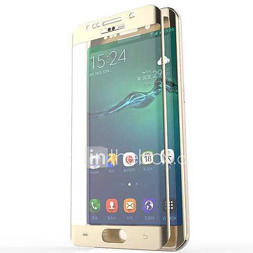 Screen Protector Samsung Galaxy for S7 edge S6 edge plus S6 edge Tempered Glass Front Screen Protector 2.5D Curved edge