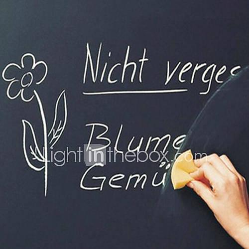 Chalkboard Wall Stickers Blackboard Wall Stickers Decorative Wall Stickers Vinyl Home Decoration Wall Decal Wall