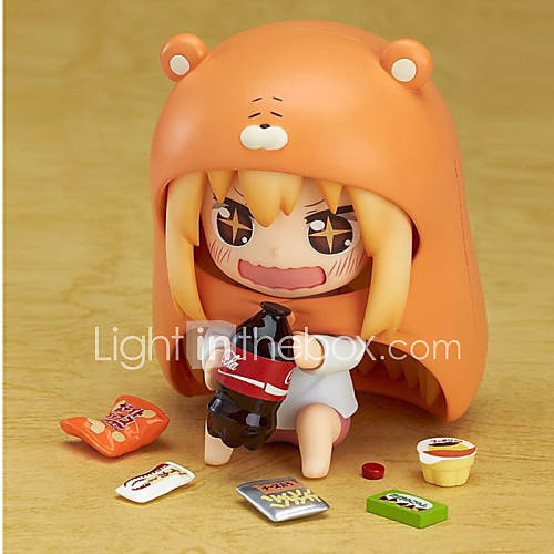 Anime Action Figures Inspired by Himouto Cosplay PVC 10 CM Model Toys Doll Toy