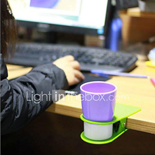 Great Clip Table Cup Holder Clip Random Color